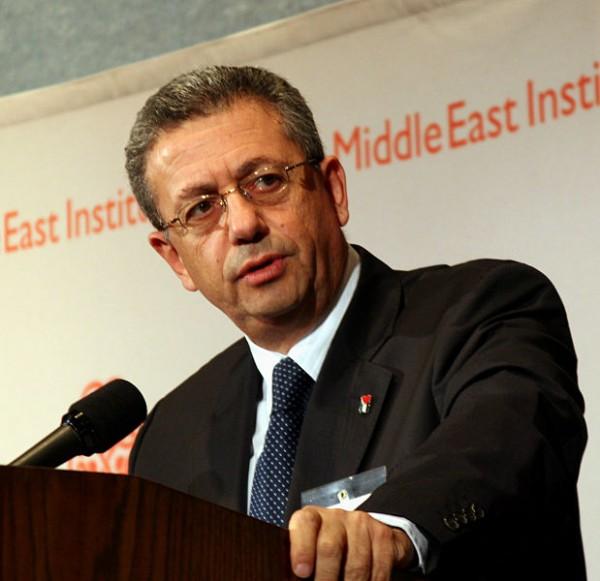 Mustafa Barghouthi-Palestinian Parliament