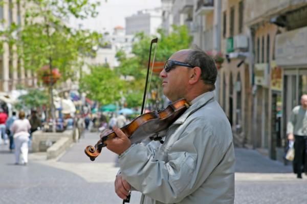 Ben Yehuda-violin-musician