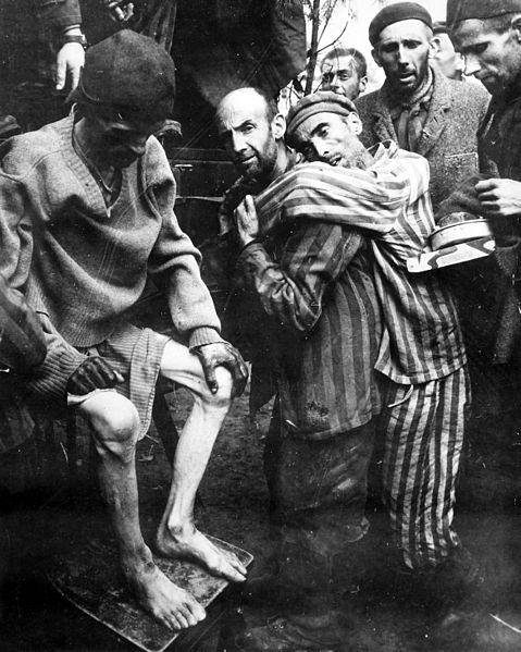 Prisoner-Wobbelin Concentration Camp