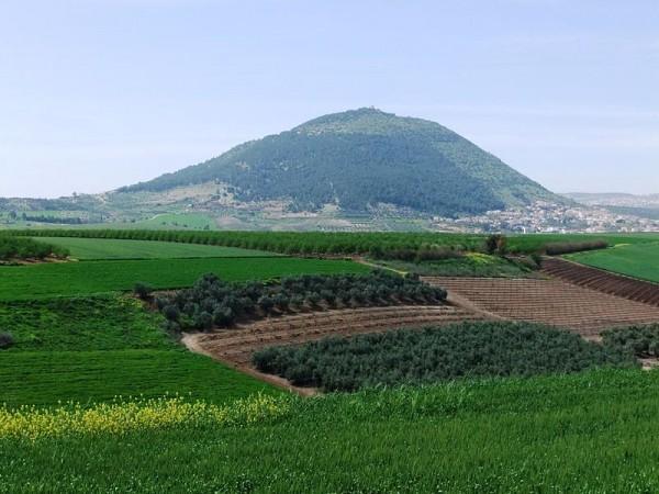 Mount Tabor-Barak