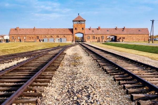 Auschwitz-railroad of death