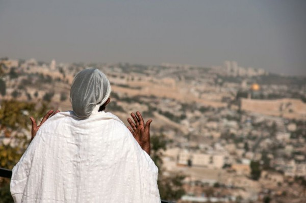 King Solomon's prayer-Temple Mount-Sigd-holyday-Ethiopian-Jews