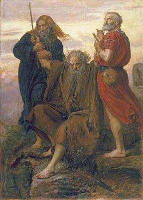 Victory O Lord-John Everett Millais