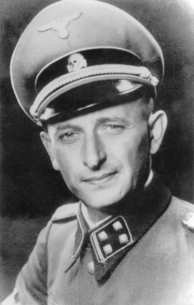 Eichmann-Justice, Not Vengeance