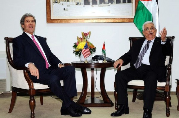 Kerry-Mahmoud Abbas-Jan 4 2014