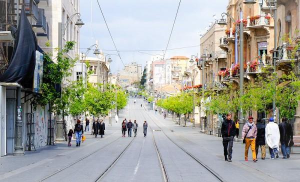 Jaffa-Road-Jerusalem-Shabbat