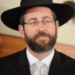 Chief Ashkenazi Rabbi David Lau