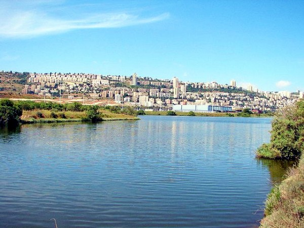 Kishon-River-Haifa