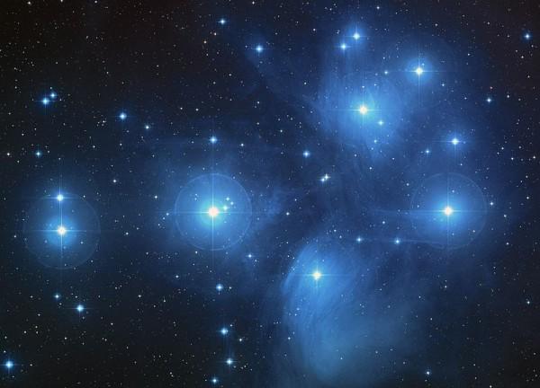 Pleiades_NASA_Hubble_Telescope