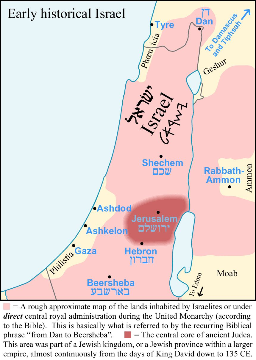 Early Historical Israel