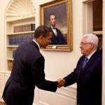 President Obama-Mahmoud Abbas-White House
