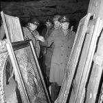 Eisenhower-Bradley-Patton-art treasures-Germany-salt mine