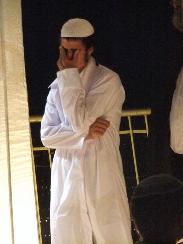 Kittel-Wedding-Robe-Yom Kippur