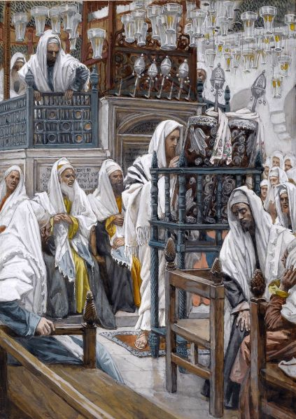 Tissot-Yeshua-Unrolls-the-Book-in-the-Synagogue