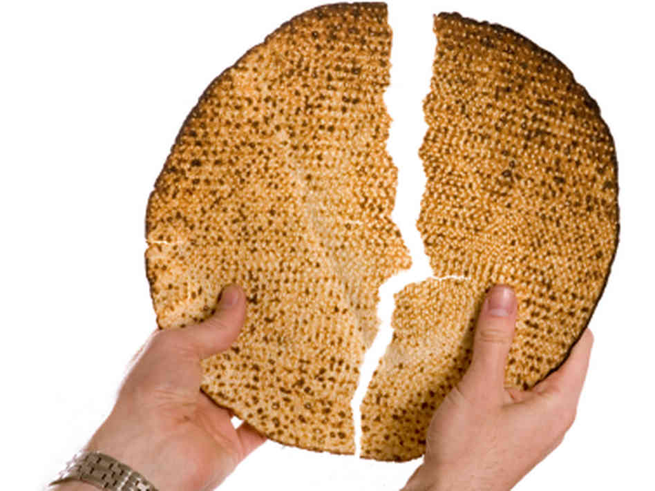 Although machine-made matzah is square, handmade matzah is round. The matzah that Yeshua broke at His final Seder with His talmidim (disciples) was likely similar in appearance.