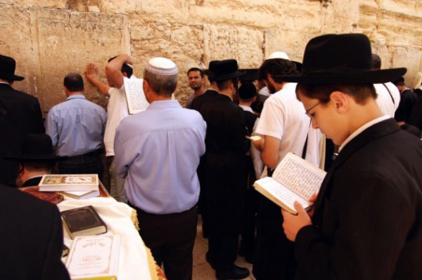 prayer-Western-Wall