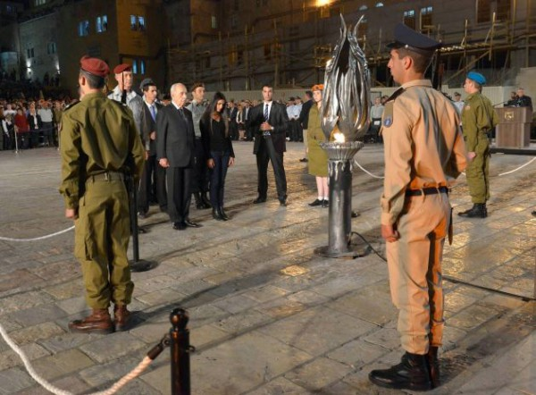 Peres-opening-ceremony-Memorial-Day