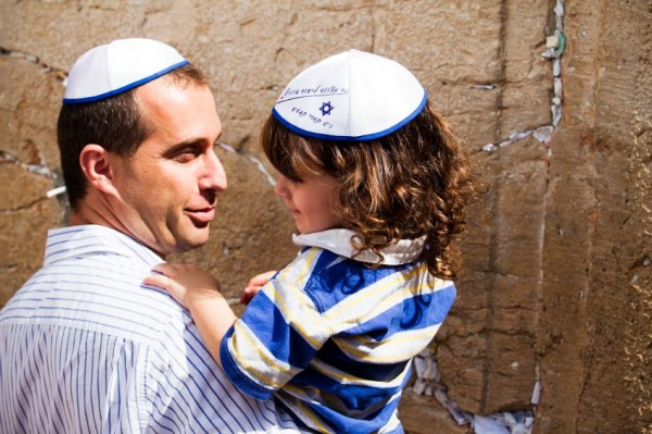 father-son-Kotel