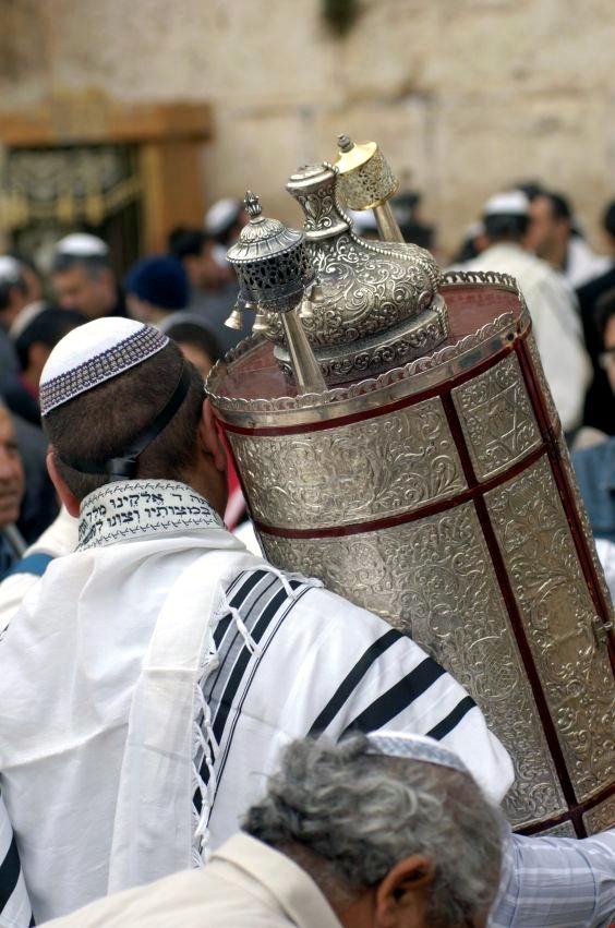 Torah tik-Kotel