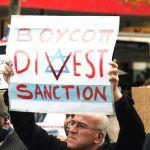 Israel Boycott divest sanction