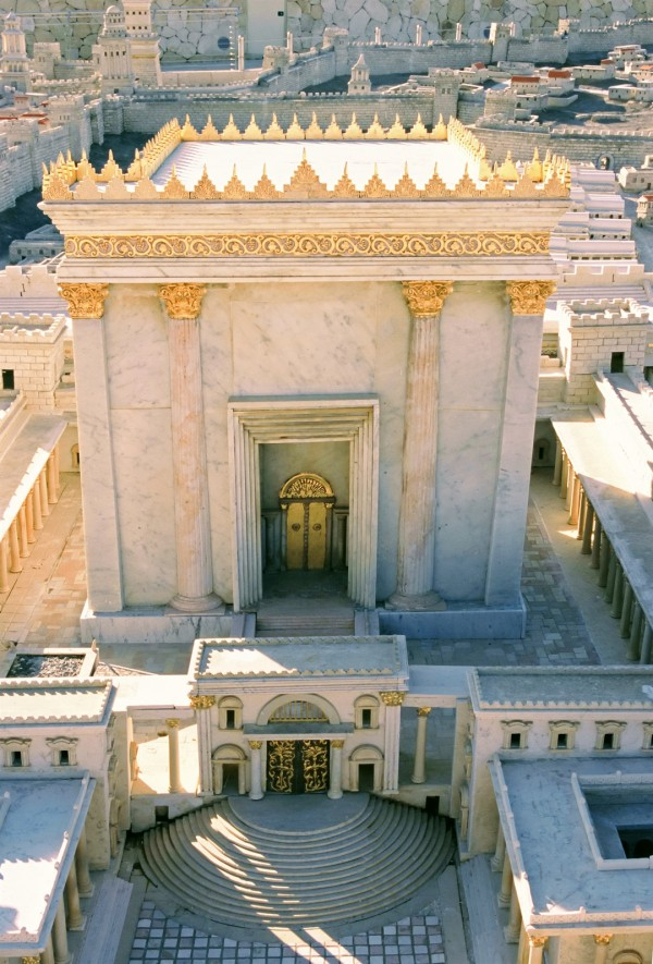 Temple-Holy of Holies
