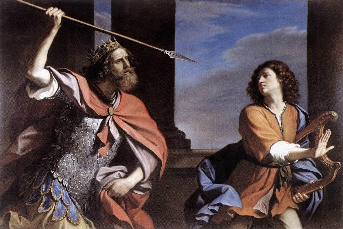 Guercino_Saul_Davide
