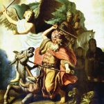 Balaam and the Ass, by Rembrandt_Harmensz._van_Rijn_122