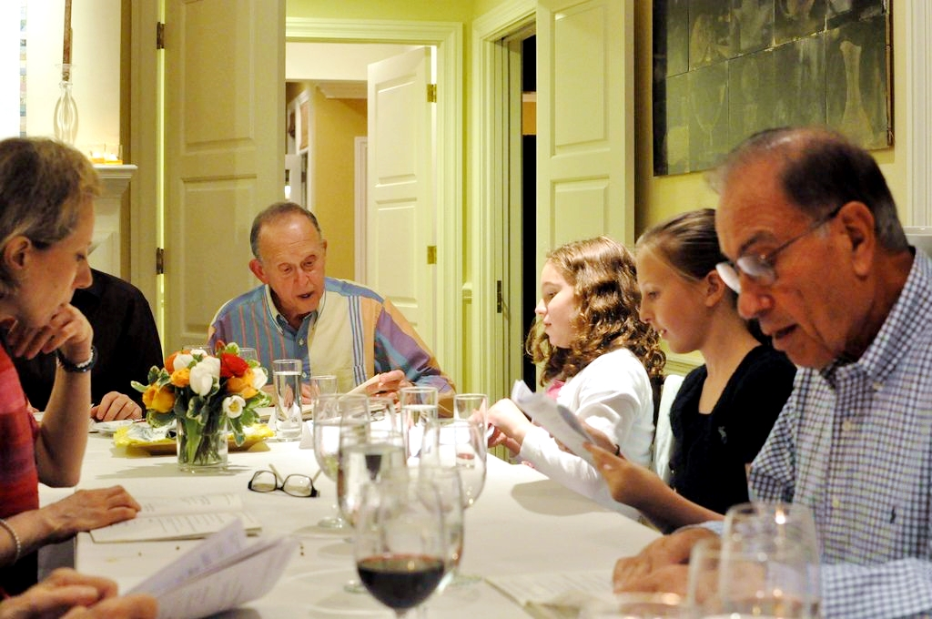 Passover, Pesach, Jewish holiday meal