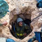 IDF Paratroopers-Hamas Terrorism-Tunnel Networks-Gaza Strip