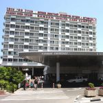 Haifa_Israel_medicine_hospital_Rambam health care_main building