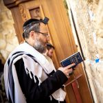 Reading the Psalms at the Western Wall