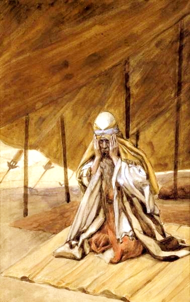 God Renews His Promises to Abraham, by James Tissot
