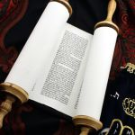 Torah-scroll-mantle-cover