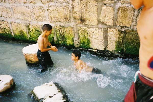 Pool-Siloam-Jerusalem