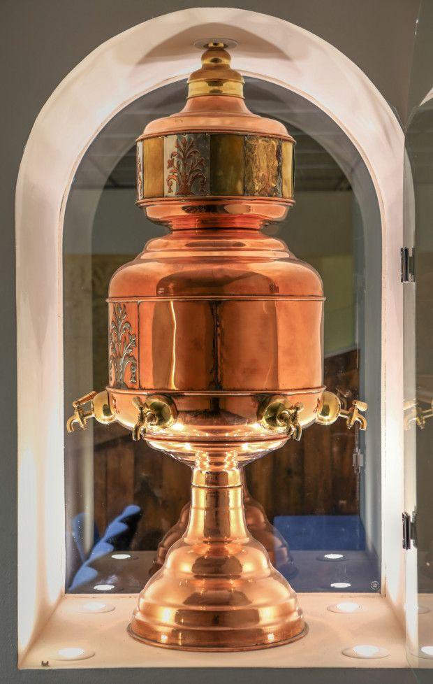 Copper laver