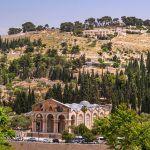 1080_mount of olives in jerusalem, israel