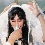 Jewish Bride Kiddush