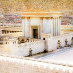 A model of the Jerusalem Temple