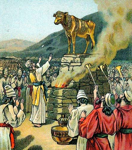 Golden Calf-worship