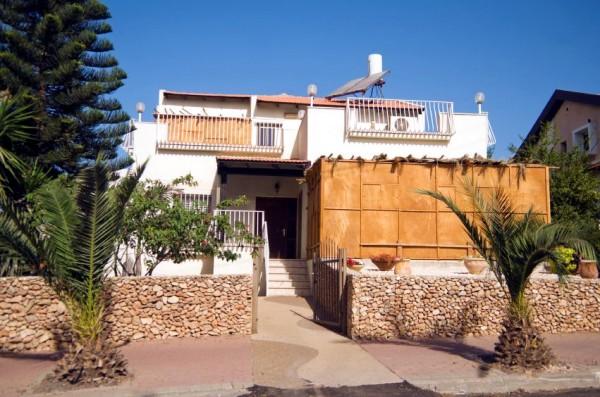 Front Porch-Sukkah-Israel