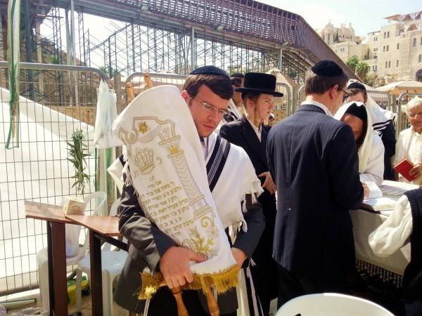 Western Wall-Torah-Jewish worship