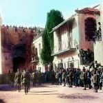 British General Edmund Allenb Jerusalem's Old City.