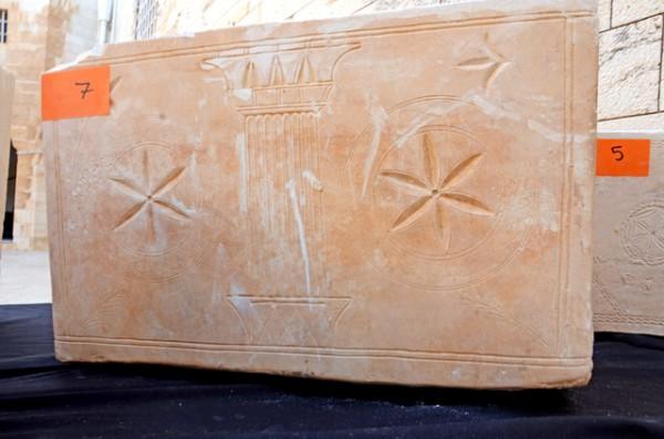 Ossuaries with the name Yeshua