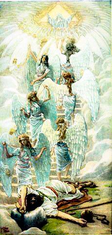 Jacob's Dream, by James Tissot