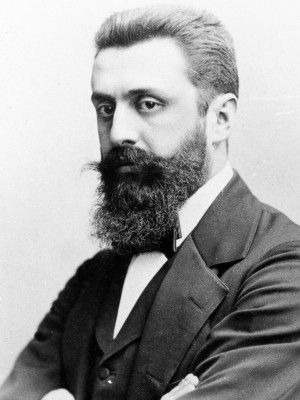 Theodore Herzl is considered the father of modern Zionism.
