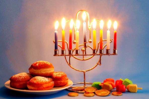 Chanukah-hanukkah-menorah-hanukkiah-gelt-dreidel-dontus-sufganiyot