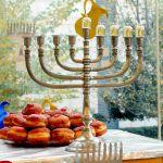 Chanukah-hanukkah-menorah-hanukkia-sufganiyot-fourth-day