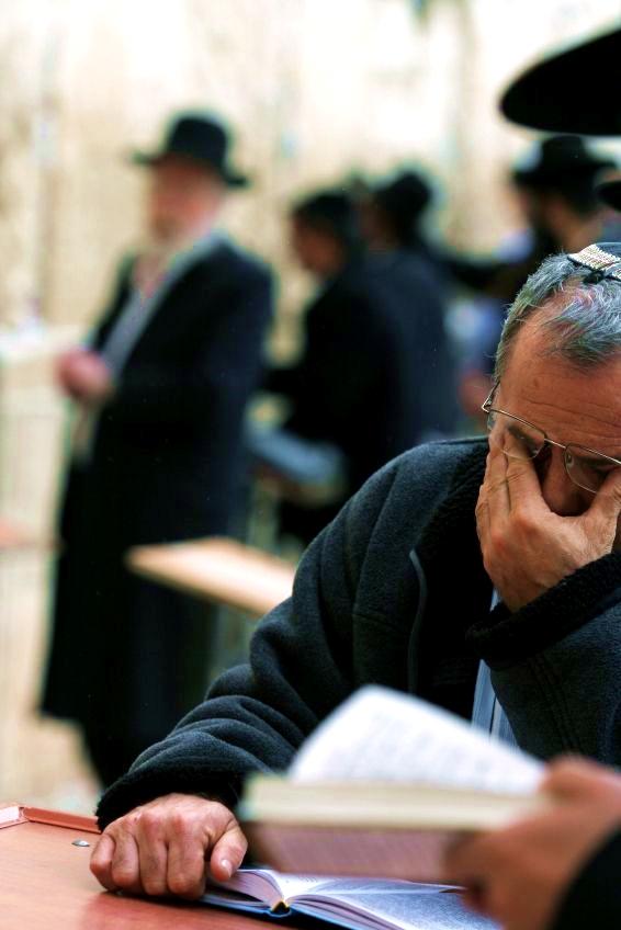 Prayer-siddur-Kotel-Jerusalem