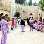 Nigeria-Israel-Christians-Pilgrims-Church of the Visitation-Jerusalem