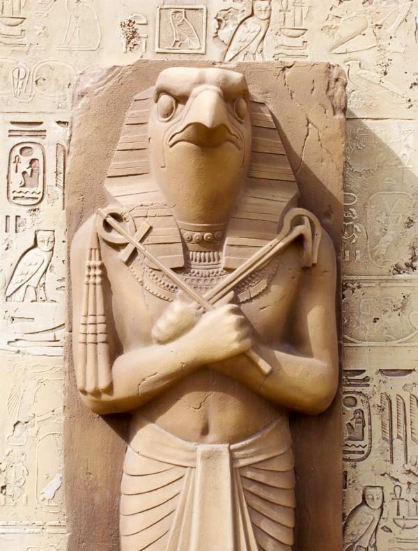 ninth plague-Egypt-Israelites-Ra